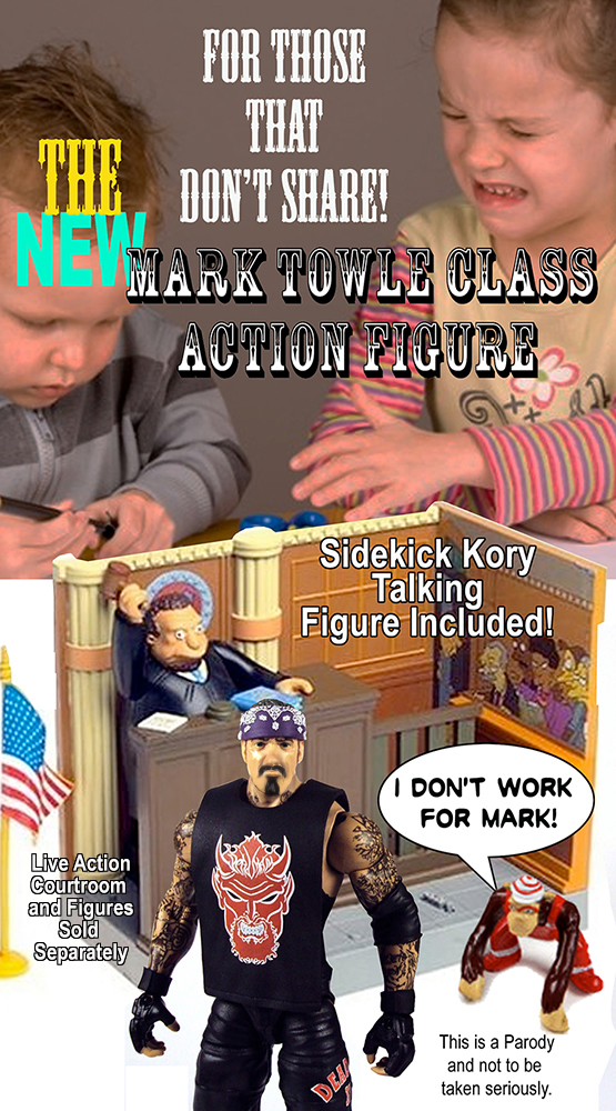 Towle Class Action Figure